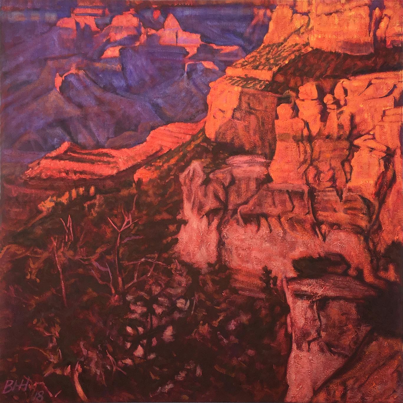 Canyon SunsetPage