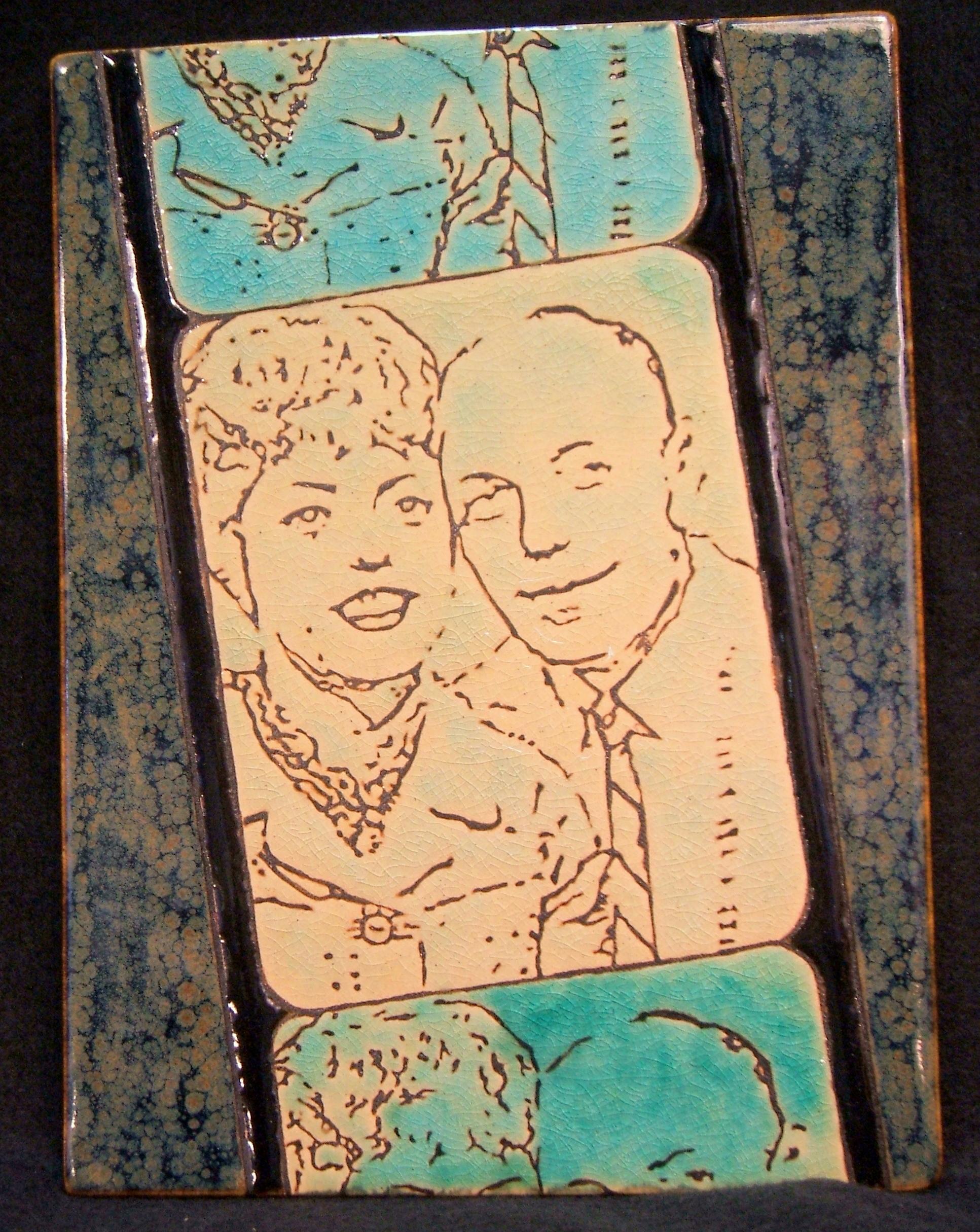 Craig Wood 2007 Bob & Carolyn in the 60's