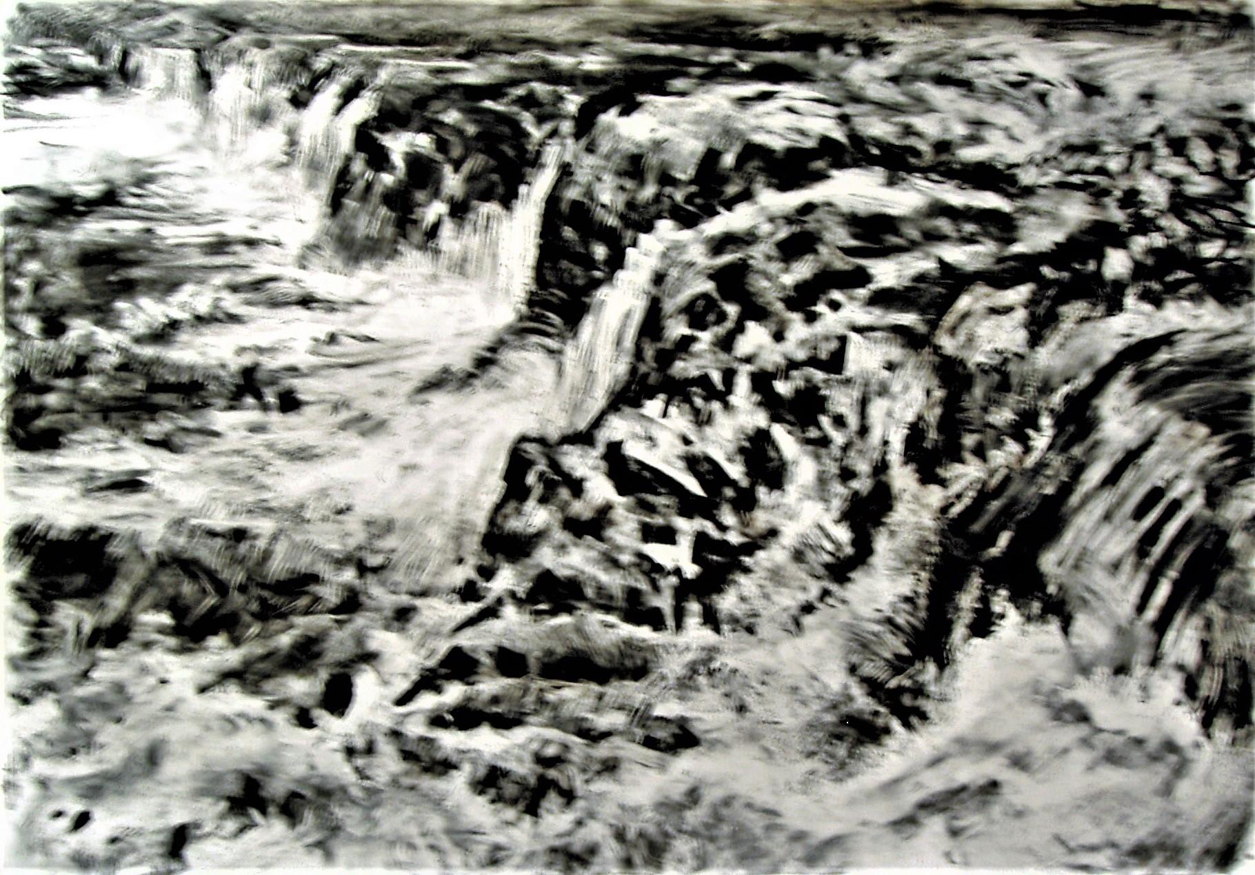 abramson, gertrude #3 waterfalls