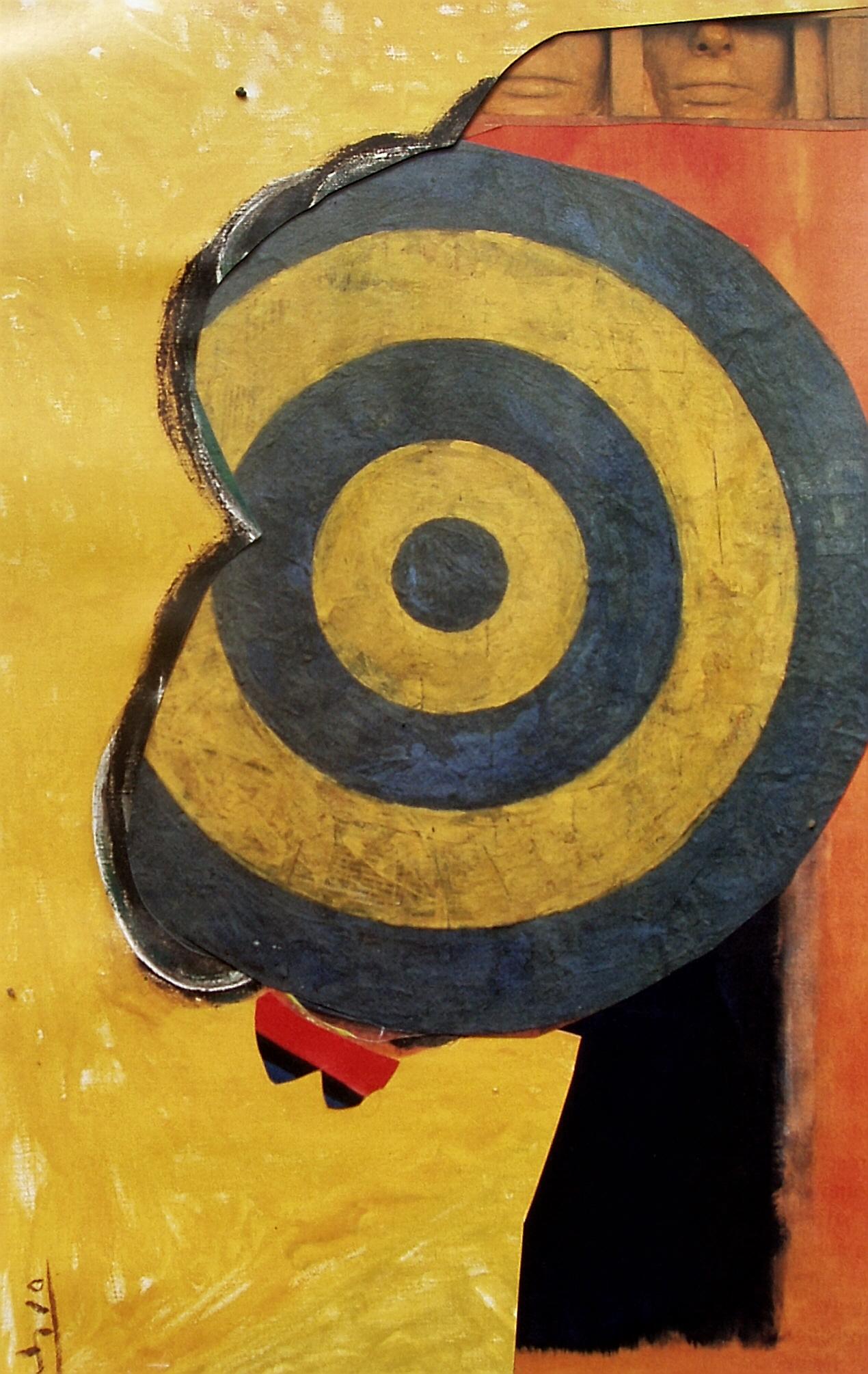 bullseye #10 gertrude abramson