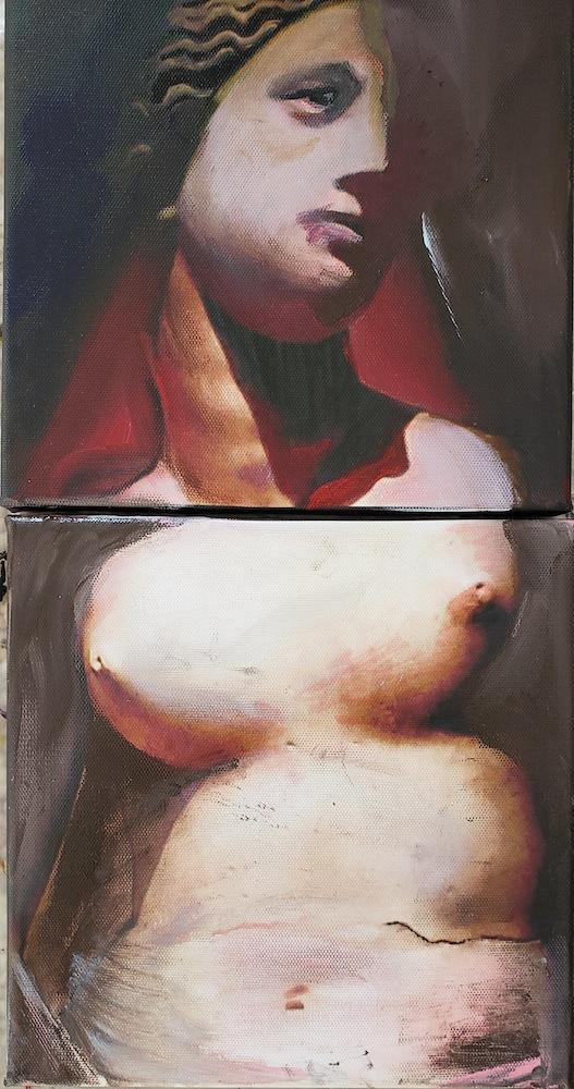 2 panels 8x8 each