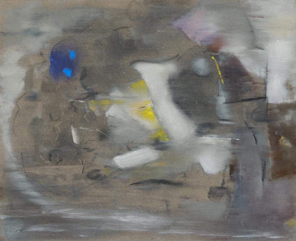 Mary Licause, pastel, 12 x 14