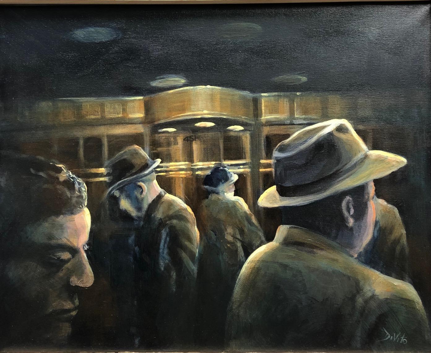 Transfer At Penn Station