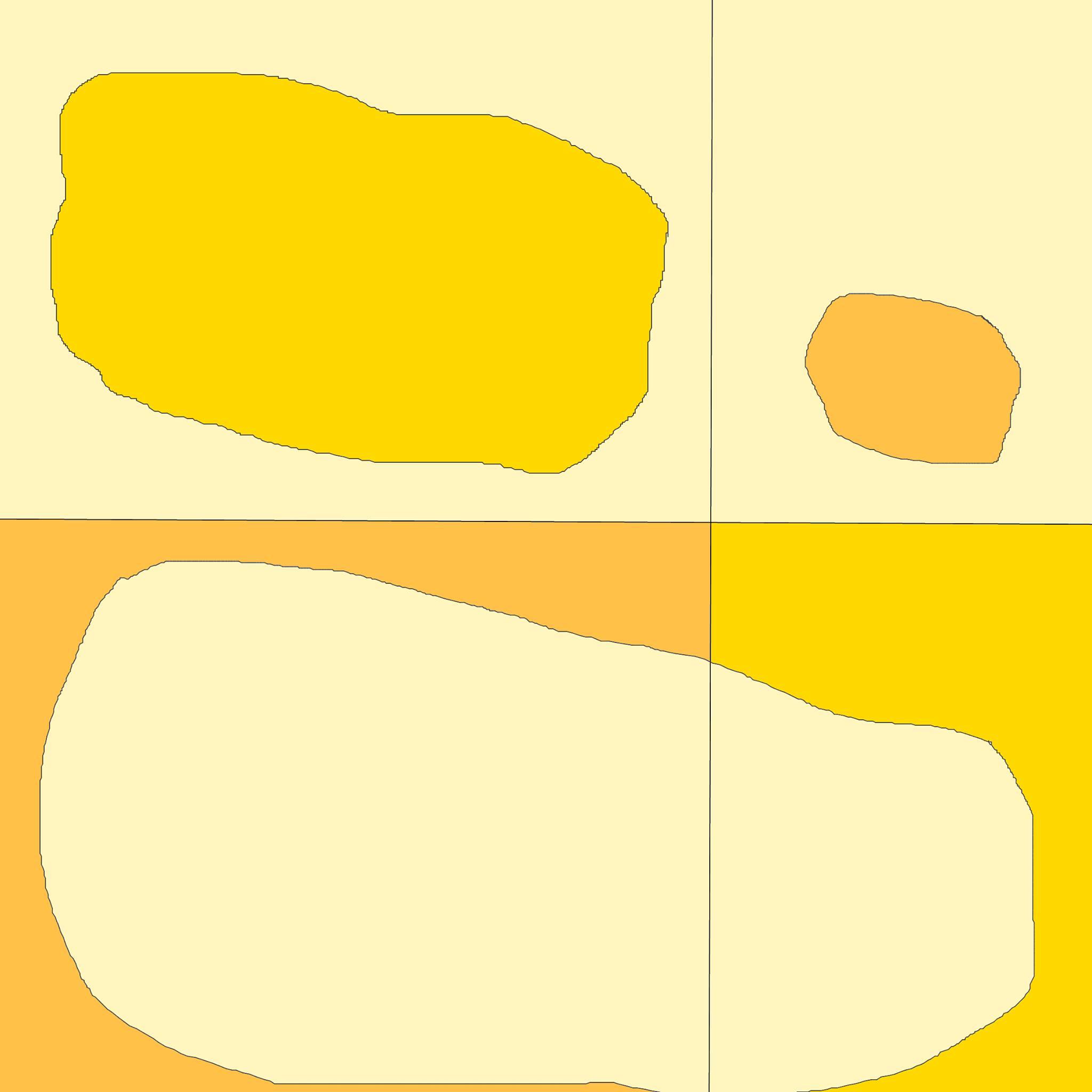 Boulders Yellow