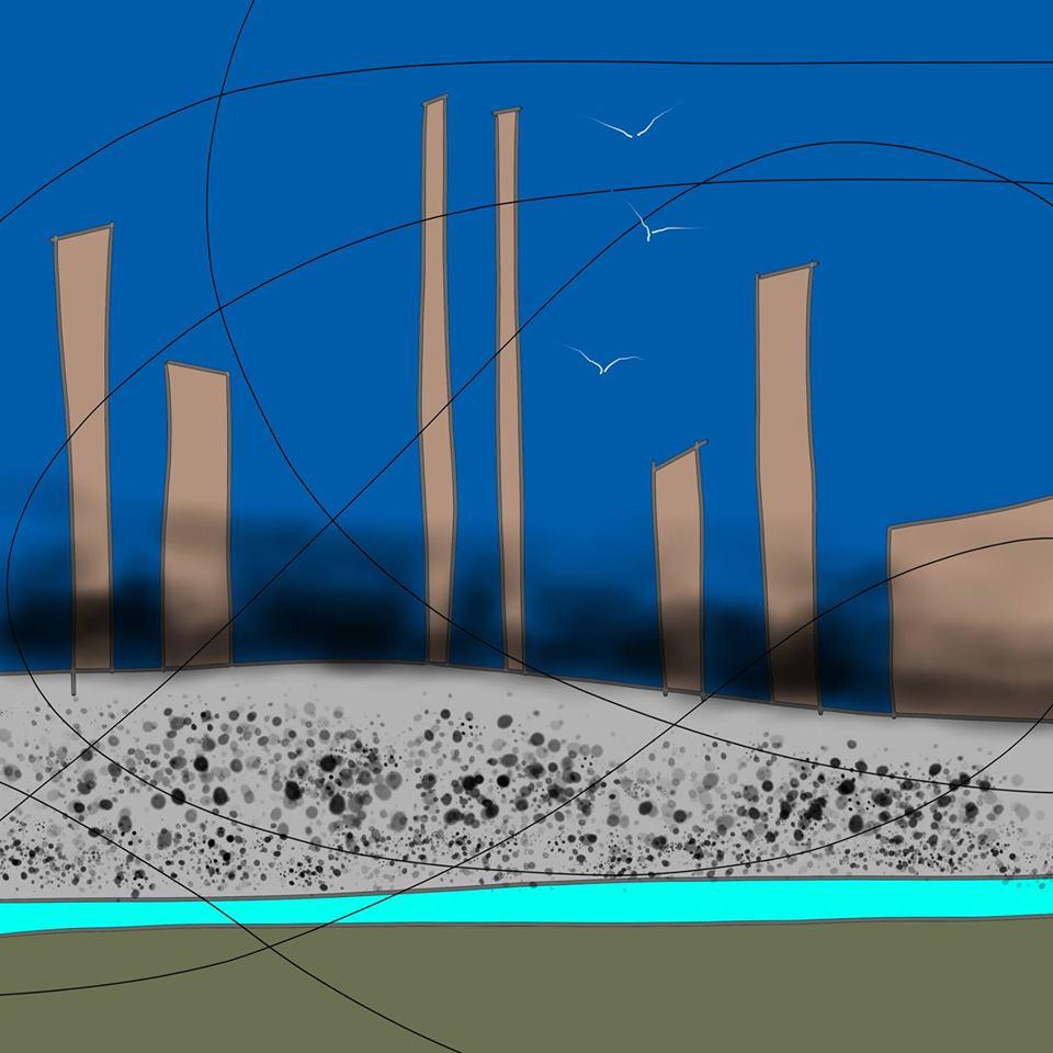 Particulate Matter Digital Llyn Towner