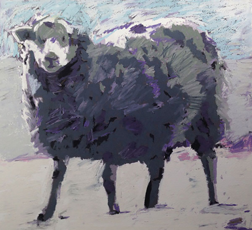 Snow Sheep WAAM-355b00e6