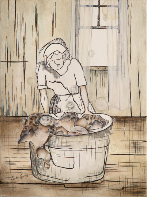 Washer Woman Revisited