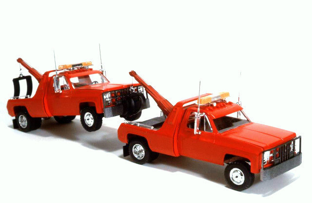 TOW TRUCK, TOW TRUCK